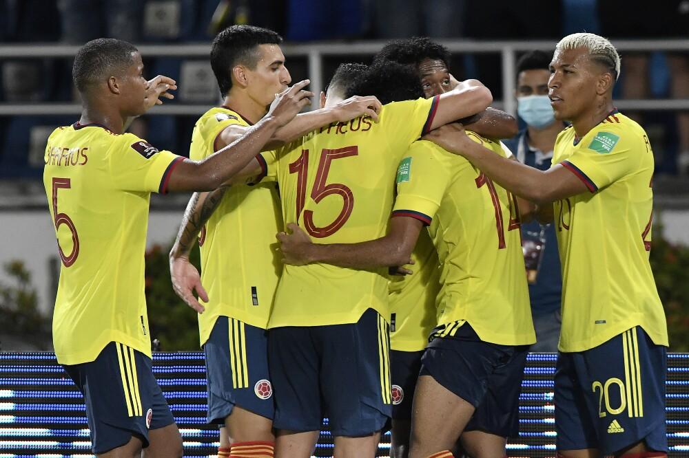 La Selección Colombia sueña con el Mundial