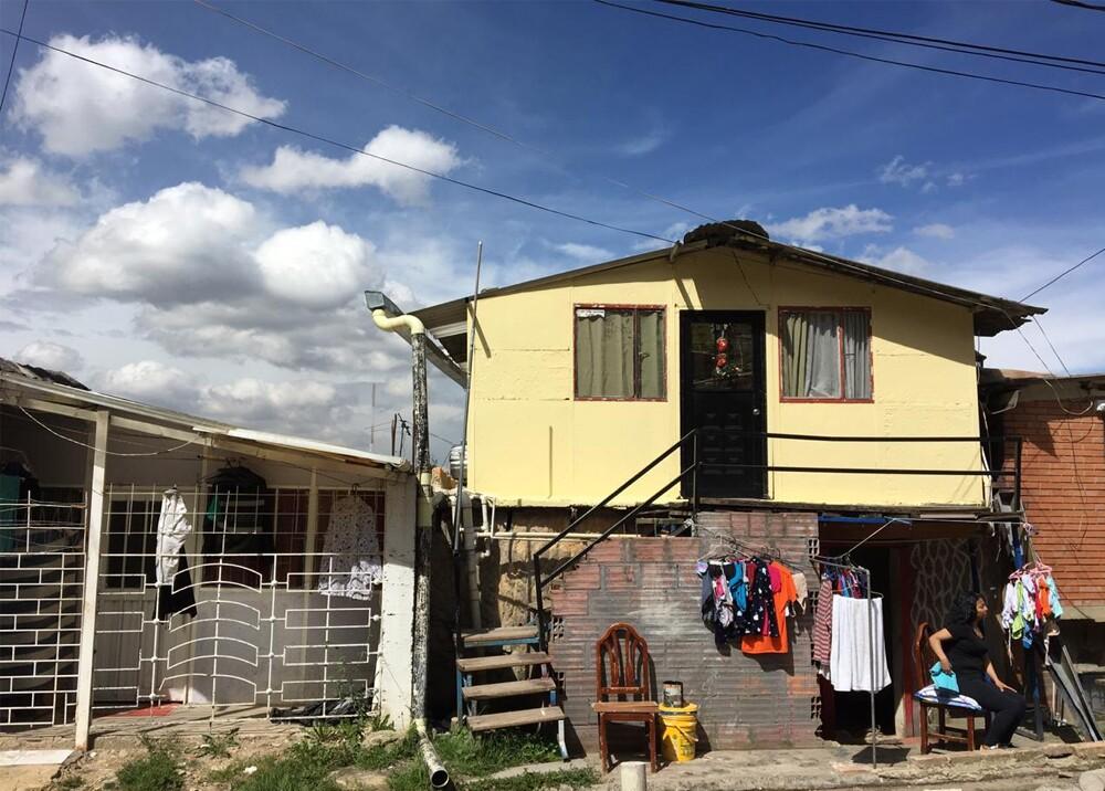 349873_BLU Radio. Casa en la que vivió Yuliana Samboní. Foto: BLU Radio