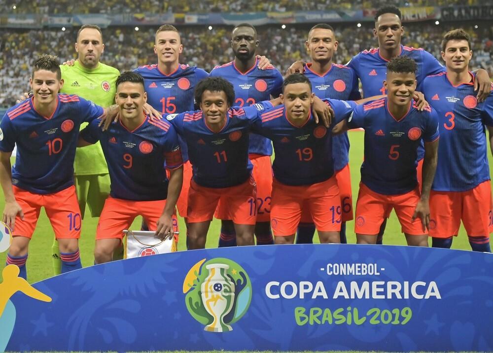 336523_BLU Radio. Selección Colombia en la Copa América 2019 // Foto: AFP