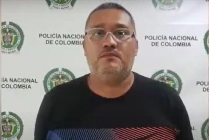 Atraparon a 'el Loco', considerado el nuevo capo del narcotráfico en Valle del Cauca