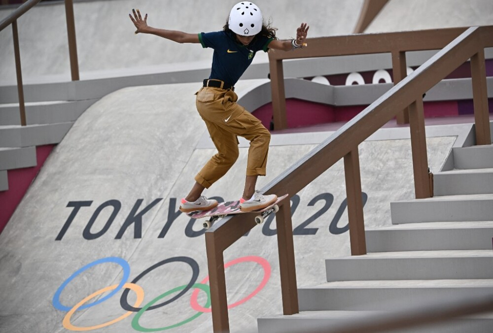 Skateboarding en Tokio 2020