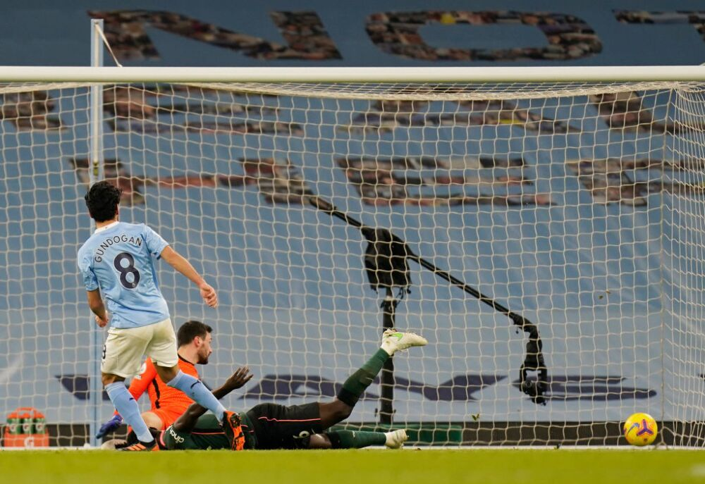 Gündoğan, Manchester City vs Tottenham