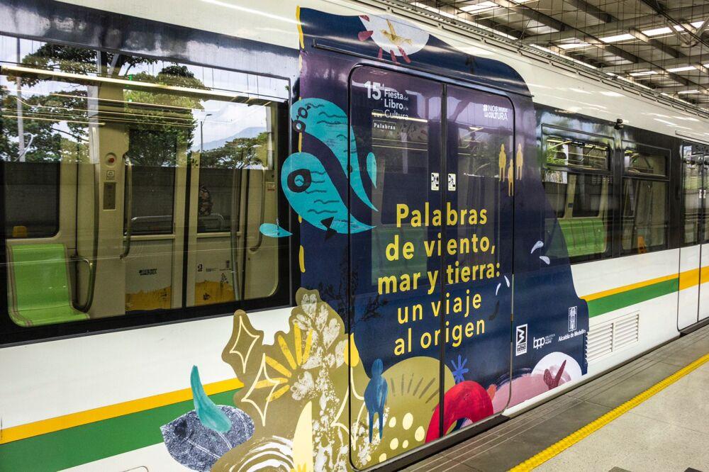 Tren de la cultura Medellín