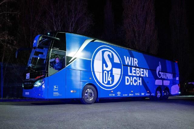 Schalke 04 bus