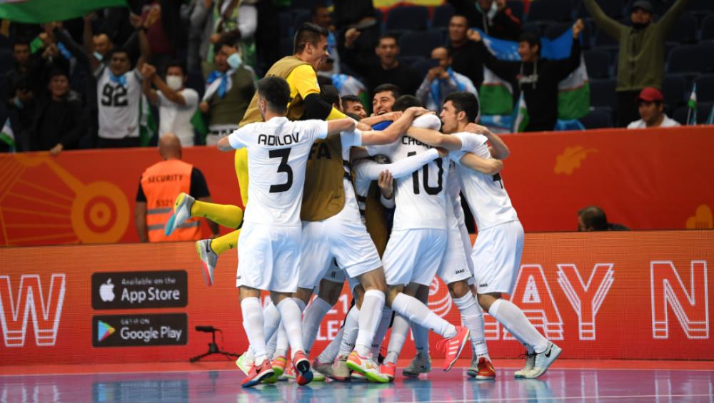 Mundial de Fútbol Sala FIFA en Lituania 2021