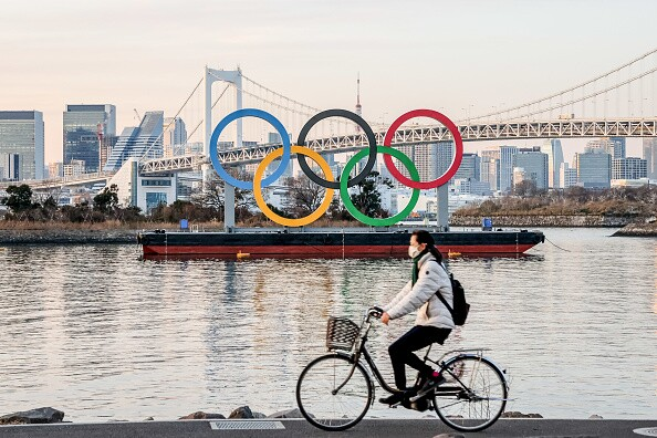 Los Juegos Olímpicos se inaugurarán el 23 de julio de 2021.