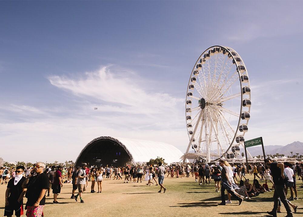 332368_BLU Radio. Coachella / Foto: AFP