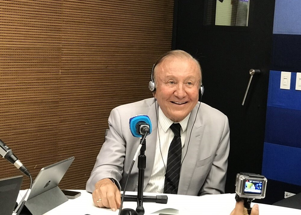 329742_BLU Radio. Alcalde Rodolfo Hernández / Foto: BLU Radio
