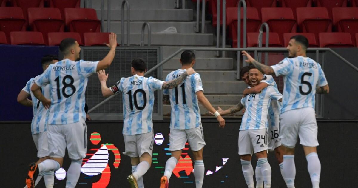 Argentina vs. Ecuador EN VIVO: hora y dónde ver el partido de la Copa América por televisión