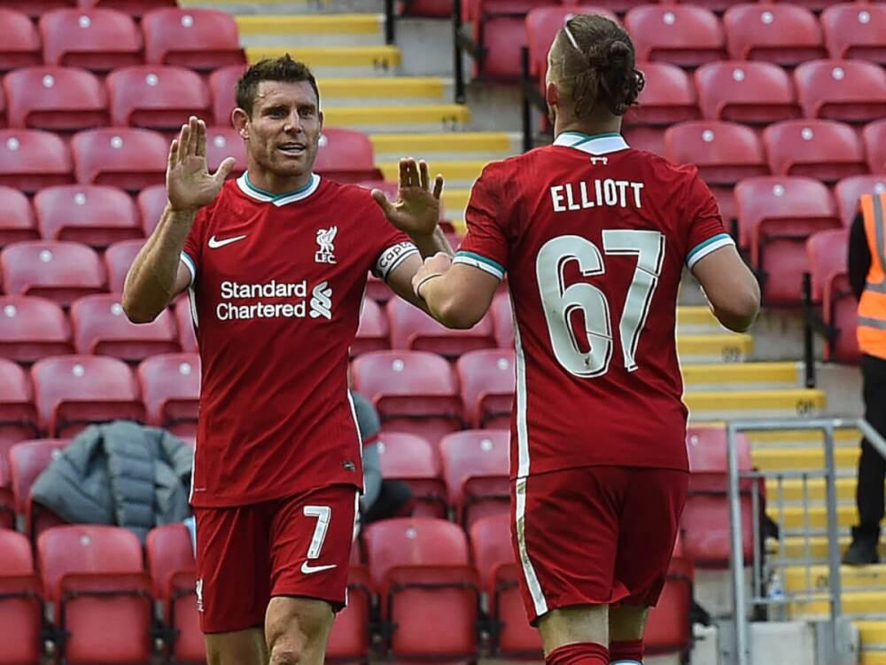 Liverpool celebra
