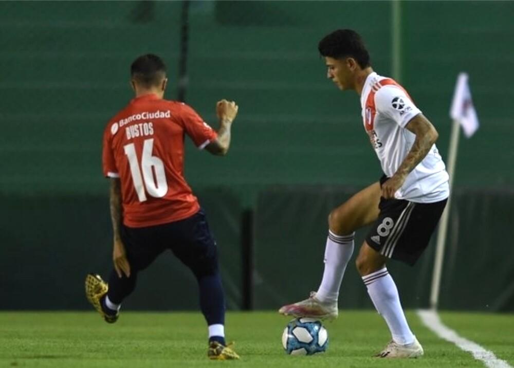 Rafael Carrascal River Plate independiente Foto twitter river.jpg