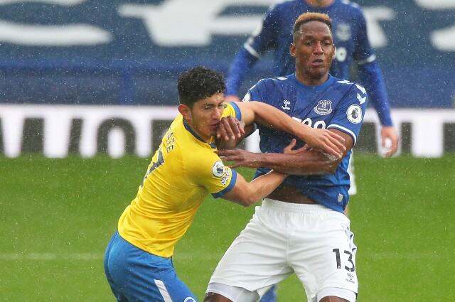 Yerry Mina, futbolista colombiano