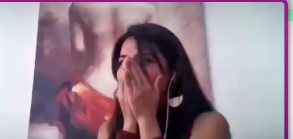 Maria del Pilar Rojas : Foto captura de video de La Red.jpg