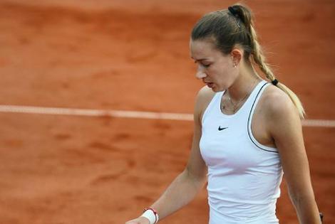 Yana Sizikova fue detenida por ser sospechosa de amañar un partido en Roland Garros 2020.