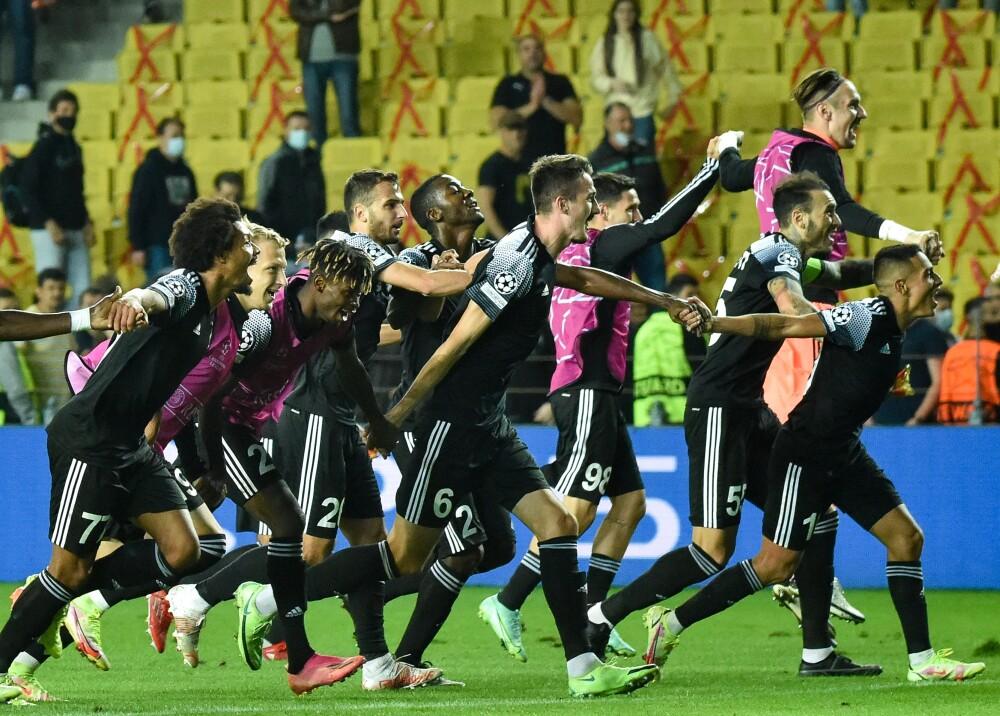 Conozca la historia del Sheriff rival del Real Madrid en Champions League Foto AFP (1).jpg