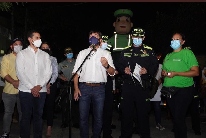 Alcalde de Barranquilla, Jaime Pumarejo