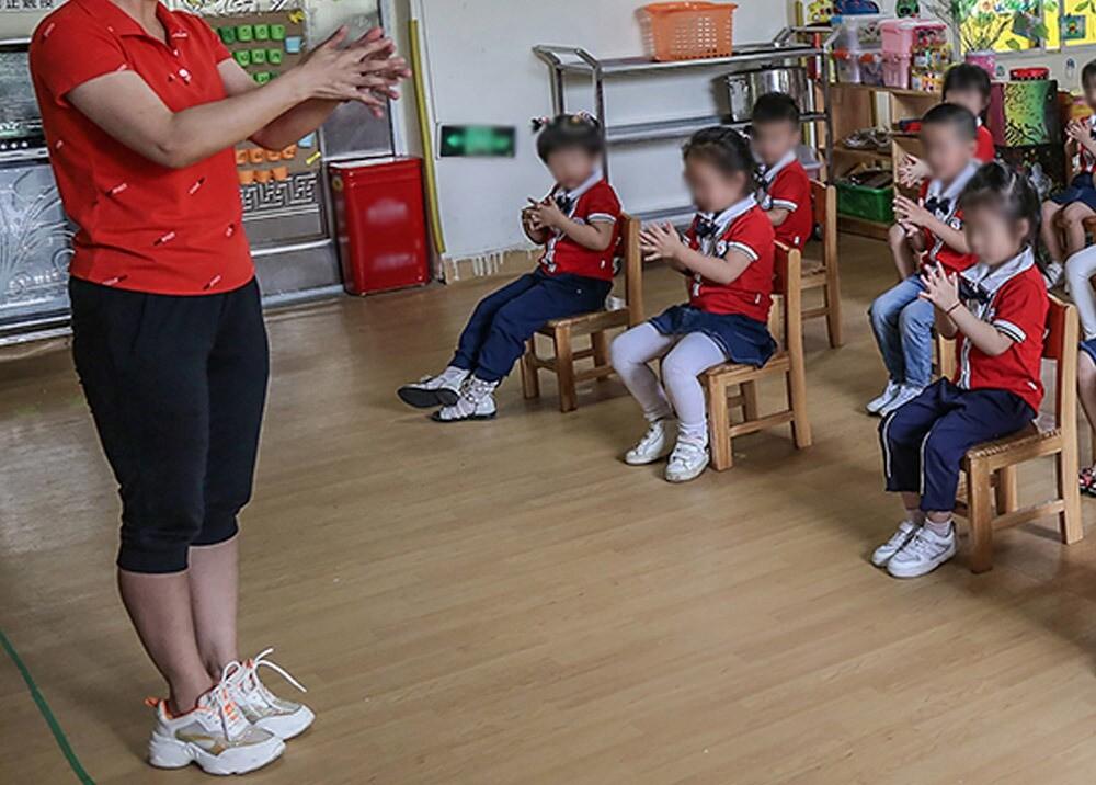 Salón de clase -  Foto: AFP, imagen de referencia.jpeg