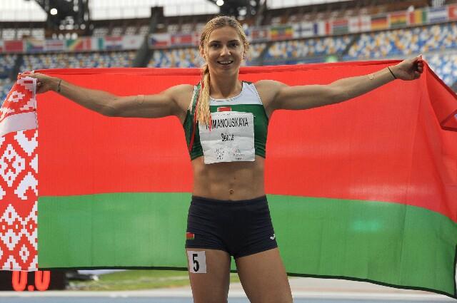 Tsimanouskaya, atleta bielorrusa