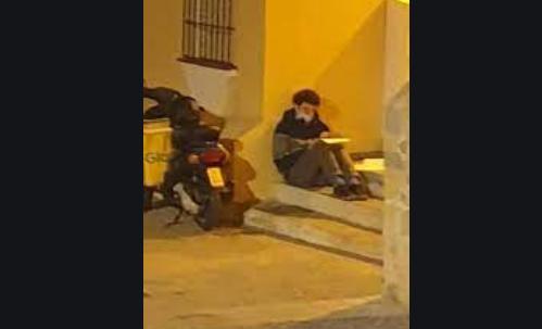 Carlos Alegre sueña con se mecánico de una escudería de MotoGP.
