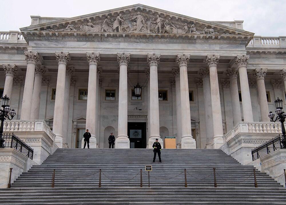 371833_Cámara de Representantes de EE.UU. // Foto: AFP