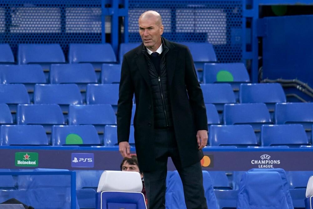 Zinedine Zidane Real Madrid 050521 Getty Images E.jpg