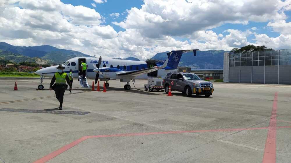371589_Foto: Aeropuerto Olaya Herrera