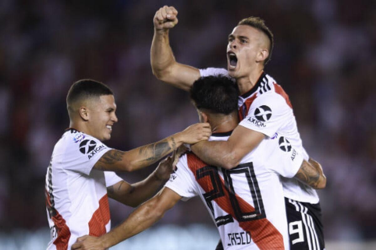 River Plate Igual U00f3 Con Atl U00e9tico Tucum U00e1n Y No Pudo Ser