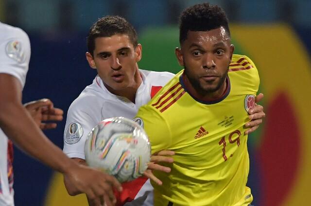 Miguel Ángel Borja, tras Colombia contra Perú
