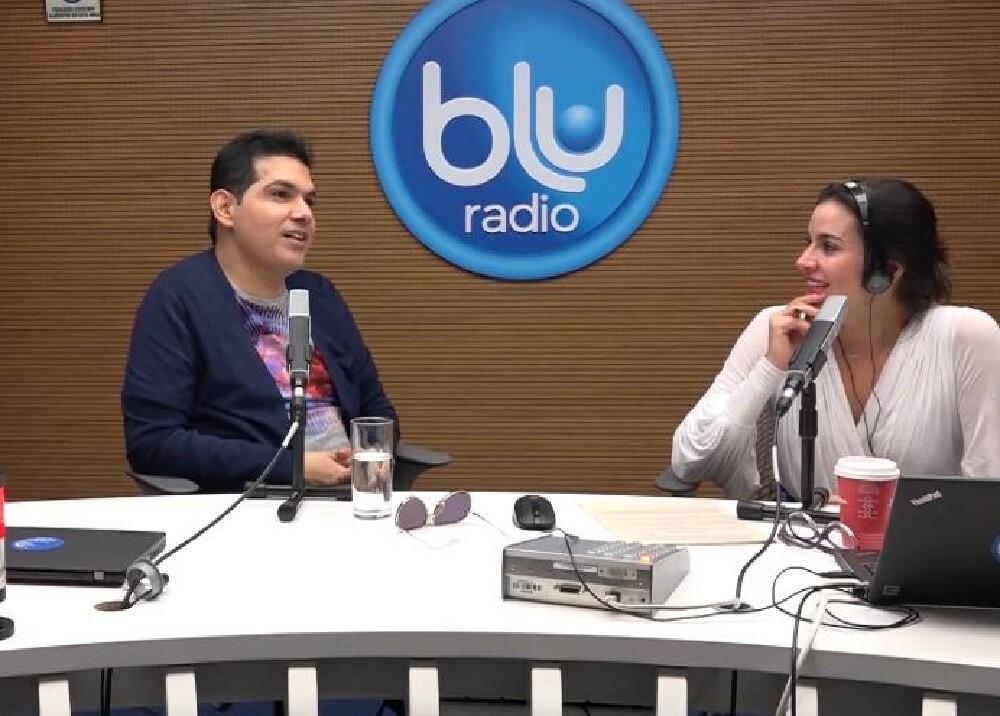 335819_BLU Radio. Peter Manjarrés // Foto: BLU Radio