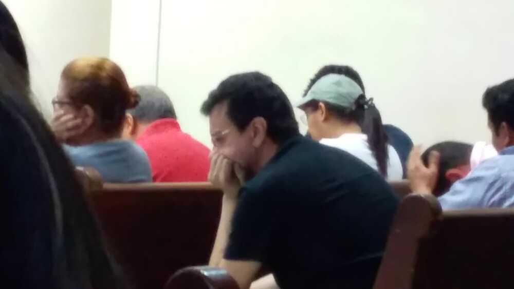 321105_Blu Radio/ Ramsés Vargas en audiencia de imputación de cargos. Foto: BLU Radio