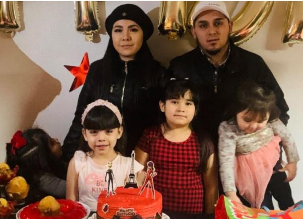 Mueren madre y sus cuatro hijas en incendio. Foto tomada de Facebook.