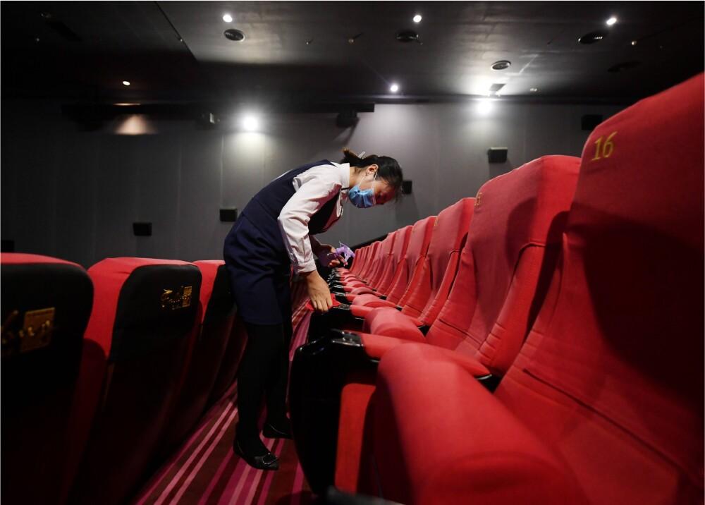 374949_Protocolos salas de cine // Foto: Referencia AF