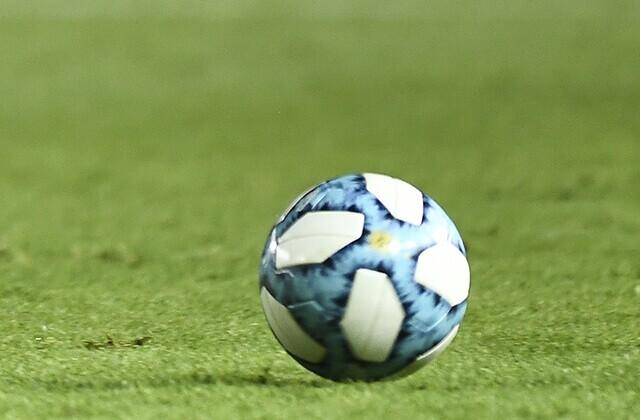 338164_Balón del fútbol de Argentina
