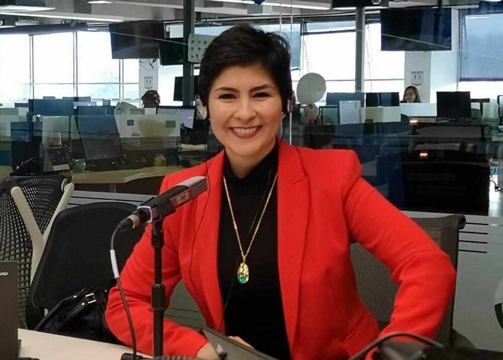 348082_La consultora de Felicidad y Personal Branding Sylvia Ramírez // Foto: BLU Radio