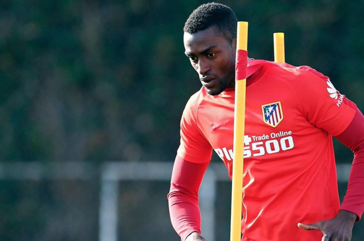 """Jackson Martínez: """"Le pedí a Simeone que me diera partidos en el Atlético,  que le iba a responder"""""""