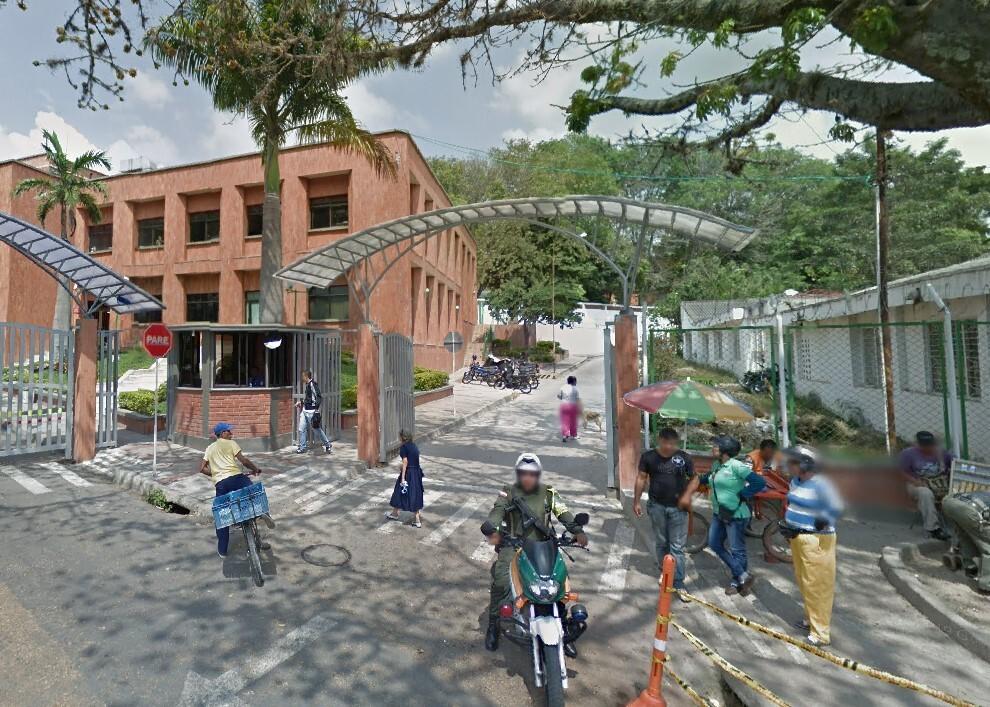 hospital Emiro Cañizares Quintero de Ocaña