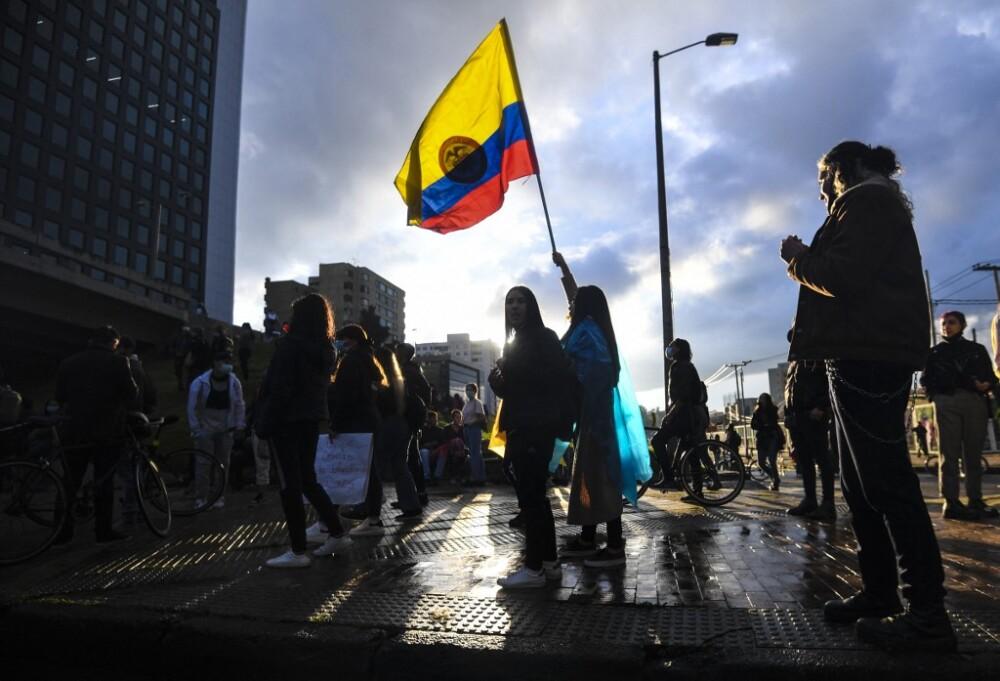 Protestas, paro, colombia