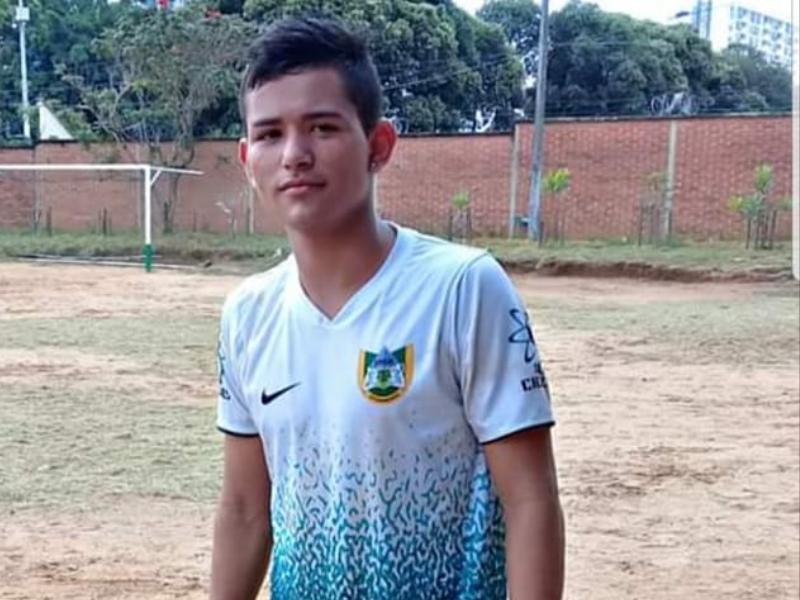 Luis Miguel Franco, joven asesinado por robarle el celular.