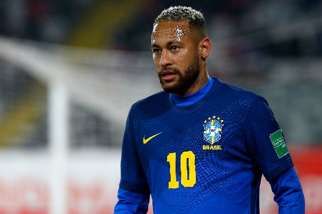 Neymar contra Chile