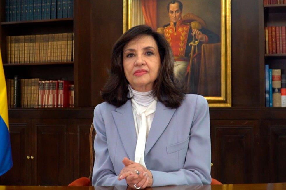 Canciller Claudia Blum