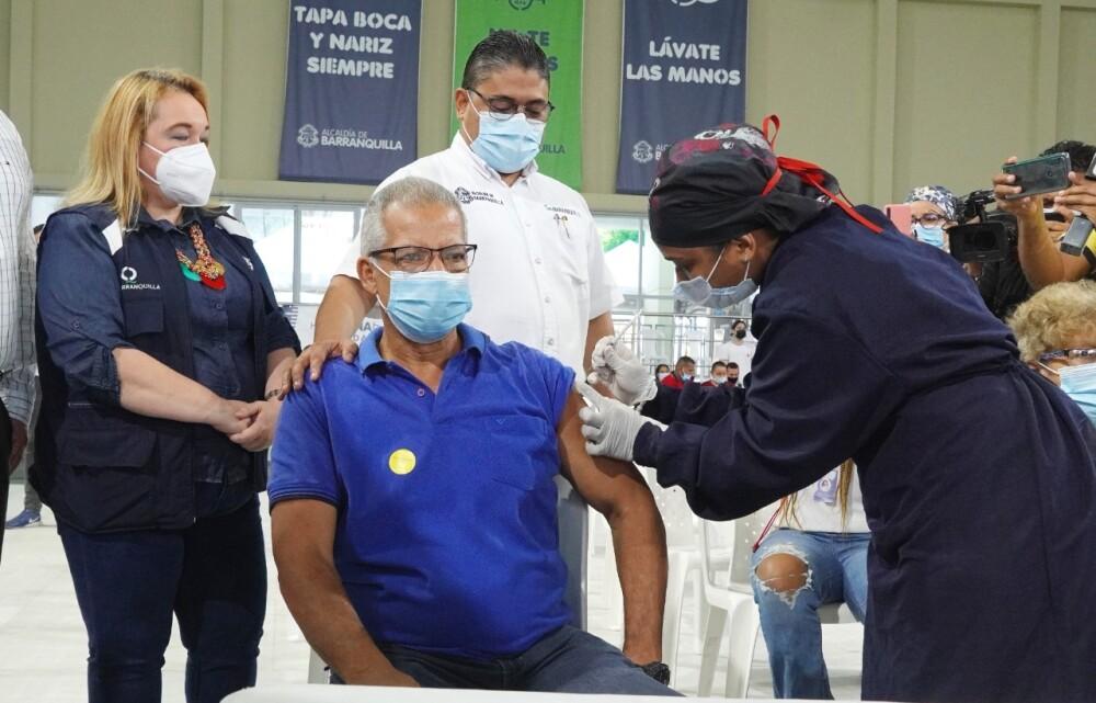 Vacunación Barranquilla