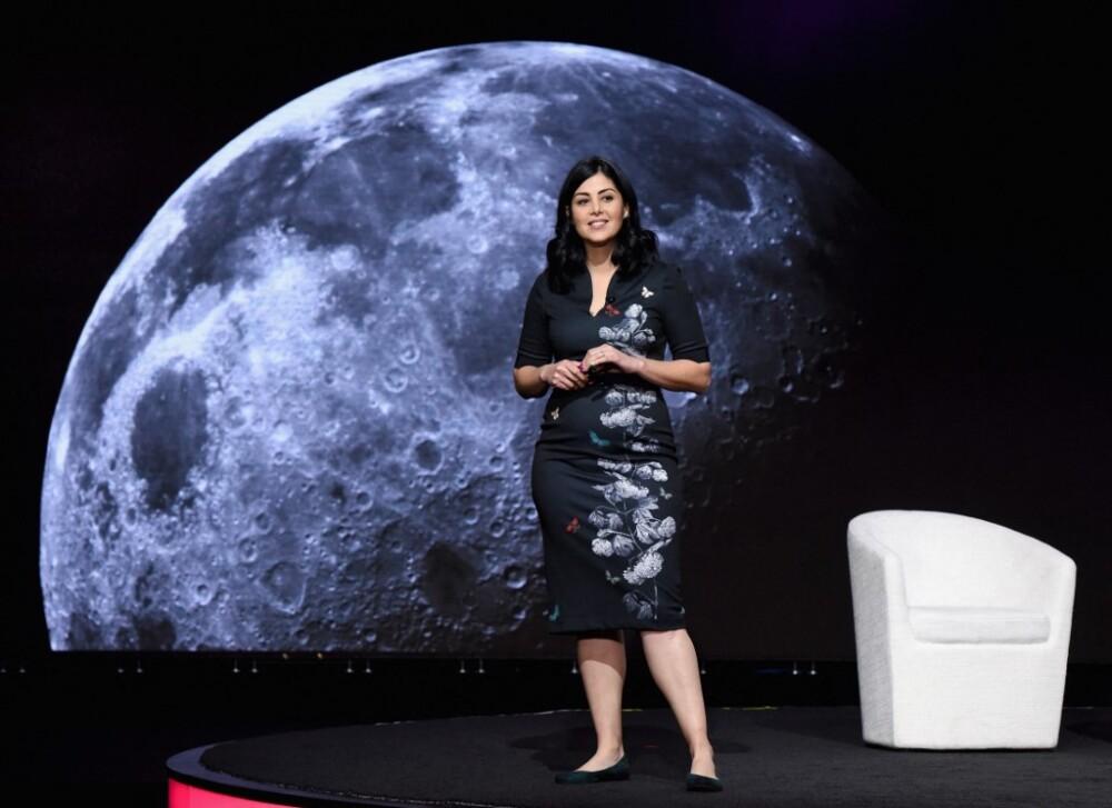 Diana Trujillo - NASA