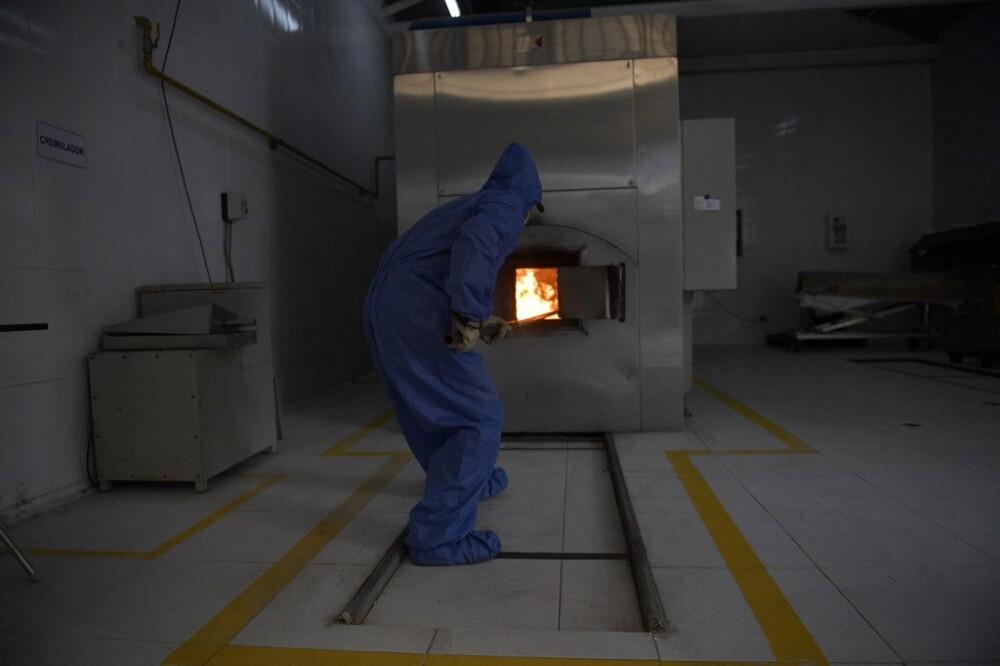 Cremación