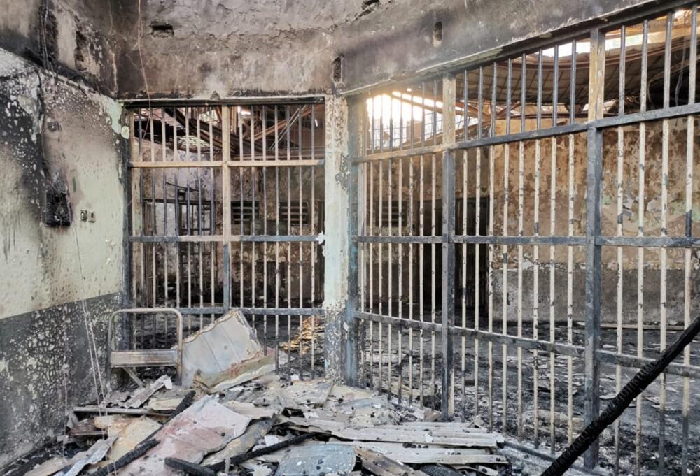 Cárcel de Indonesia