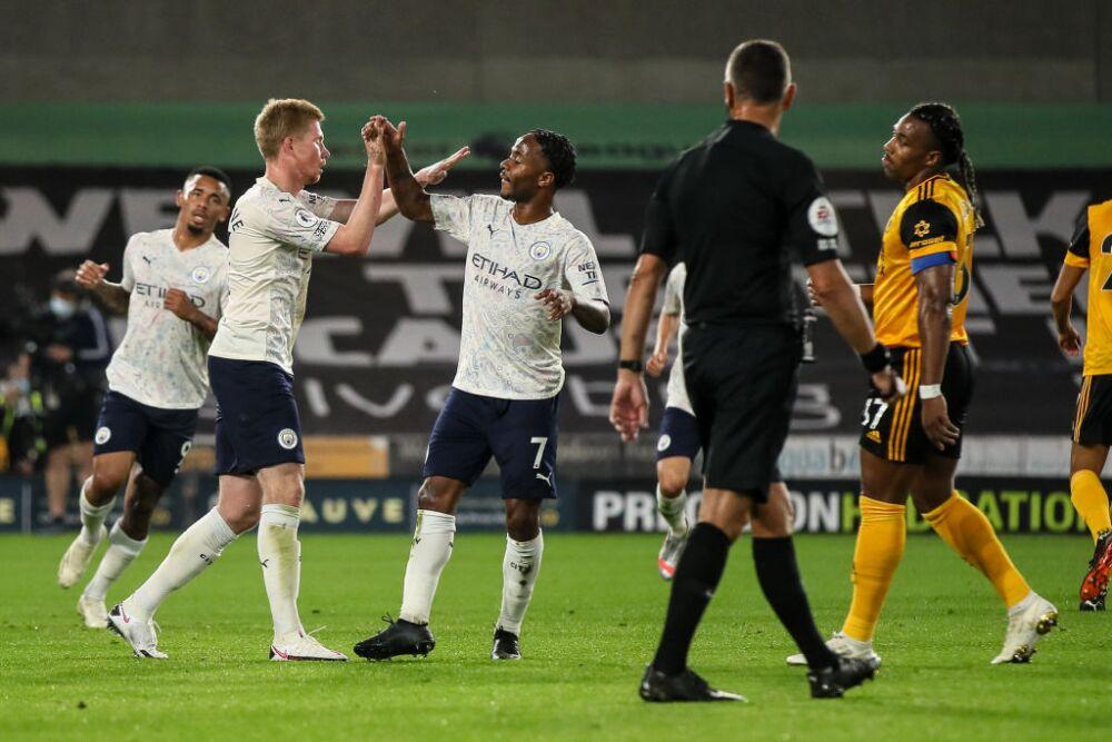 Manchester City vs. Wolves