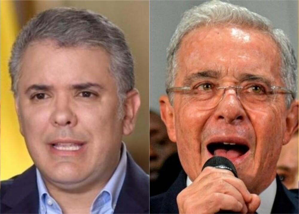364972_Duque_Uribe // Foto: AFP / Presidencia