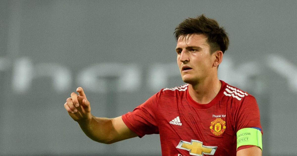 Como si nada: Harry Maguire seguirá siendo el capitán del Manchester United pese a su condena