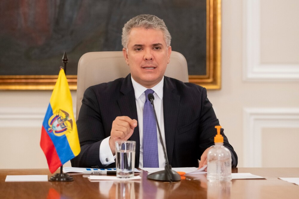 372415_Iván Duque // Foto: Presidencia