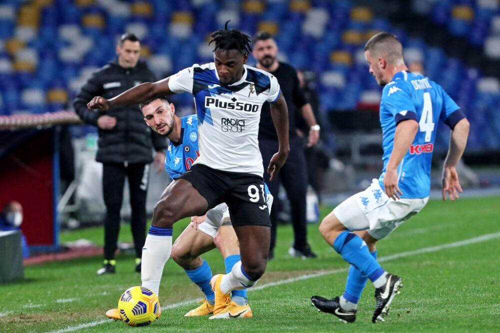 Atalanta vs. Napoli