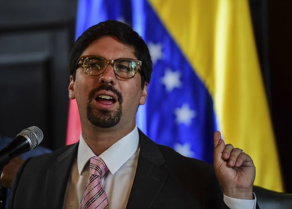 288618_Blu Radio. Freddy Guevara. Foto: AFP